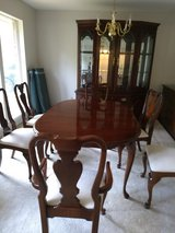 American Drew Cherry Grove Dining Set, 10 pieces - Like New in Kingwood, Texas