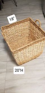 """BIG BASKET With Handles. First Come First Serve 18""""x20"""" in Colorado Springs, Colorado"""