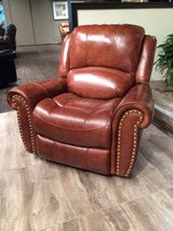 Leather Recliner in Hinesville, Georgia