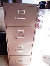 Large Very Heavy Medal Filing Cabinet in Alamogordo, New Mexico