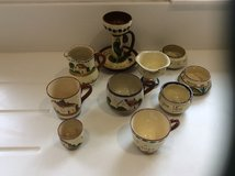 Decorative ware , earthenware pots , glassware etc in Lakenheath, UK