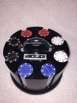 New Carousel Poker Set in Aurora, Illinois