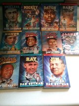 Dan Gutman Books- Baseball Card Adventure Series in Batavia, Illinois
