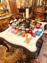 Antique Marble Table in Travis AFB, California