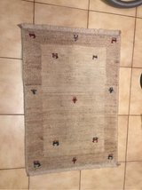 Gabbeh rug 25x36 in Ramstein, Germany
