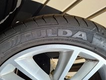 Summer Tires with Rims 225 45 R17 in Bamberg, Germany