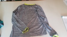 MTA Large 12-14 Long Sleeve Gray Shirt in Naperville, Illinois