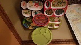 Collection of Toddler Plates in Naperville, Illinois