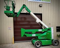 45 Ft. Articulated Boom for Rent in Bellaire, Texas