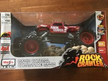 BNIB RC 4x4 Monster Truck (red) in Naperville, Illinois