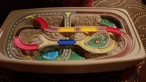 Step 2 Sand/Water Table with Activity Inside in Plainfield, Illinois