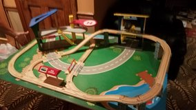 Train Table Top in Plainfield, Illinois