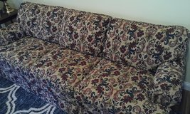tapestry sofa and loveseat in Fort Campbell, Kentucky