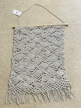 Brandnew 40x60cm Macrame in Okinawa, Japan