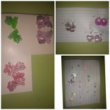 74 pairs of girls earrings in Fort Campbell, Kentucky