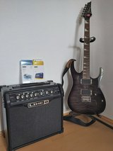 Ibanez Guitar with Line 6 Amp in Ramstein, Germany
