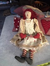 Beautiful PATRIOTIC primitive doll in Kingwood, Texas