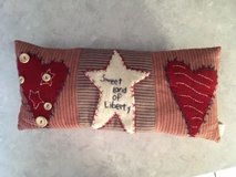 PATRIOTIC pillow #3 in Kingwood, Texas