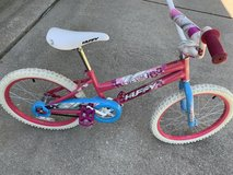 Huffy Bike -  20'' Kids  Pink/Teal in Plainfield, Illinois
