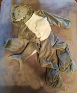 Excellent Condition! Gray Shark Costume, Size 18M-24M in Fort Campbell, Kentucky