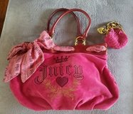 Excellent Condition! Large Authentic Juicy Bag in Clarksville, Tennessee