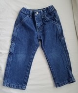 Wrangler Elastic Waist Jeans, Size 2T in Fort Campbell, Kentucky