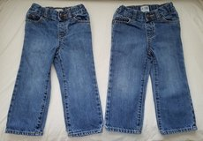Boys Children's Place Straight-Legged Jeans, Size 2T in Fort Campbell, Kentucky