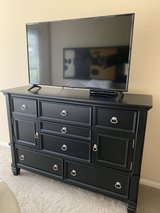 French Country Dresser and Nightstand in Kingwood, Texas