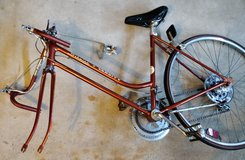 Womens Girls Schwinn Varsity vintage 70's ten speed bicycle ~ for parts or bike restoration in Naperville, Illinois