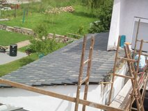 New left over Roof  Tiles in Ramstein, Germany