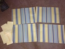 4 Placemats & Napkins in Naperville, Illinois