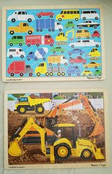 Melissa and Doug Wood Puzzles in Fort Campbell, Kentucky
