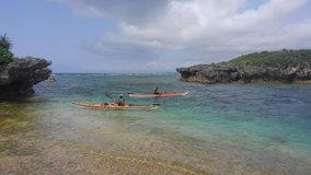 Okinawa Kayak & SUP tours in Okinawa, Japan
