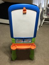 Vtec art easel dry erase board in Tomball, Texas