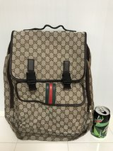 Backpack in good used condition (not Gucci ) if you want Gucci then check my other bag in Okinawa, Japan