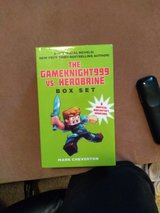 The Gameknight999 vs Herobrine box set in Clarksville, Tennessee