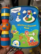 VTech Rhyme & Discover Book in Okinawa, Japan