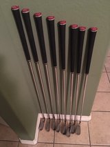 Golf clubs - irons in Houston, Texas