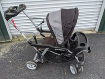 Baby Trend Sit-N-Stand LX Stroller in Sugar Grove, Illinois