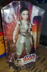 NEW Disney Star Wars Forces of Destiny Rey of Jakku Adventure Action Figure Doll in Ramstein, Germany