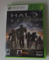 Microsoft Xbox 360 Games Halo  / Dead or Alive 5 in Fort Campbell, Kentucky