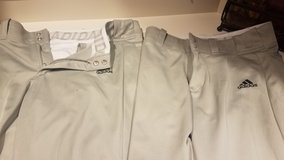 Adidas Baseball Pants, Men's size small (Fit my 12 yr old son) in Naperville, Illinois
