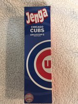 Chicago Cubs Jenga in Naperville, Illinois