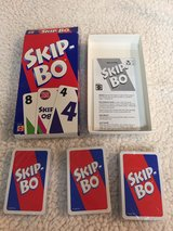 Skip -Bo Card Game in Naperville, Illinois