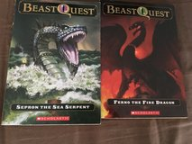 Beast quest in Okinawa, Japan