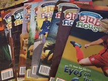 Club house and jr club house magazines in Fairfield, California