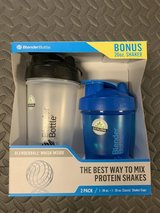 NEW Blender Bottle 2 Pack (1) 28oz and (1) 20oz in Camp Pendleton, California