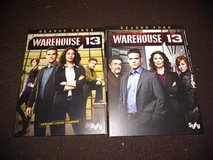 warehouse 13 DVDs season 3&4 in Fort Campbell, Kentucky