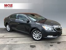 2016 Buick LaCrosse Leather in Ramstein, Germany