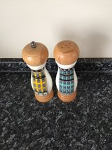 Salt and Pepper in Lakenheath, UK